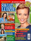 Katarzyna Zielinska on the cover of Swiat and Ludzie (Poland) - October 2012