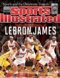 LeBron James on the cover of Sports Illustrated (United States) - June 2013