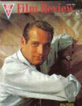 Paul Newman on the cover of Abc Film Review (United Kingdom) - June 1962