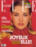 Elle Quebec Magazine [France] (December 1991)