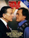 TV Times Magazine [United Kingdom] (6 November 1986)
