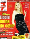 Télé 7 Jours Magazine [France] (3 January 2004)
