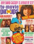 Elvis Presley on the cover of TV Movie Pin Ups (United States) - May 1973