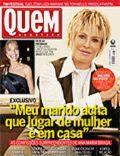Quem Magazine [Brazil] (31 October 2007)