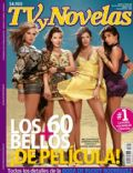 TV Y Novelas Magazine [Colombia] (26 September 2011)