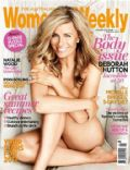 Deborah Hutton on the cover of Womens Weekly (Australia) - January 2012