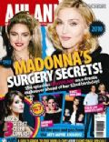 Madonna on the cover of Ahlan (United Arab Emirates) - June 2010