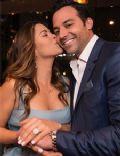 Ximena Duque and Jay Adkins