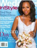 Kerry Washington on the cover of Instyle Weddings (United States) - September 2005