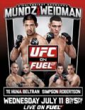 UFC on Fuel TV: Muñoz vs. Weidman