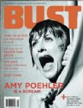Amy Poehler on the cover of Bust (United States) - October 2006