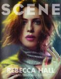 Rebecca Hall on the cover of Scene (United States) - September 2013