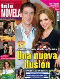 Cielo Rojo, Lambda García, María José Magan on the cover of Tele Novela (Spain) - March 2012