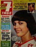 7 Tage Magazine [West Germany] (2 February 1974)