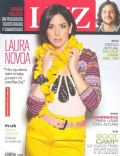 Laura Novoa on the cover of Luz (Argentina) - August 2009