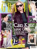 Grazia Magazine [United Kingdom] (8 March 2011)