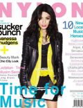 Vanessa Hudgens on the cover of Nylon (Indonesia) - April 2011
