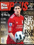 Fernando Torres on the cover of Pi Ka No Na Plus (Poland) - December 2010