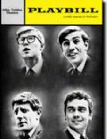 on the cover of Playbill (United States) - November 1962