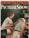 Shirley Temple on the cover of Picture Show (United Kingdom) - December 1937