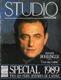Studio Magazine [France] (January 1989)