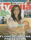 Florencia Peña on the cover of TV Guia (Argentina) - March 2003