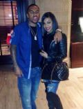 Ashanti and DeSean Jackson