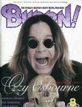 Burrn! Magazine [Japan] (August 2011)