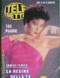 Telesette Magazine [Italy] (6 August 1986)