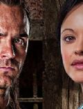 Dustin Clare and Marisa Ramirez