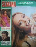 Semana Magazine [Spain] (9 March 1974)