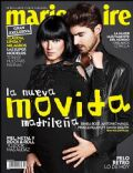 on the cover of Marie Claire (Mexico) - October 2013