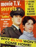 Movie TV Secrets Magazine [United States] (July 1959)