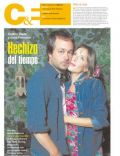 Carla Peterson, Gastón Pauls on the cover of Critica (Argentina) - February 2011