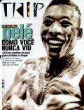 Pele on the cover of Trip (Brazil) - September 1997
