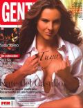 Kate del Castillo on the cover of Gente (Mexico) - March 2008
