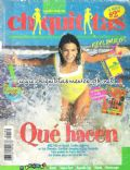 Agustina Cherri on the cover of Chiquititas (Argentina) - January 1997