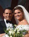 Keven Undergaro and Maria Menounos