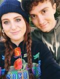 Daryl Sabara and Meghan Trainor