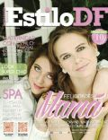 Nailea Norvind, Tessa Ia on the cover of Estilo Df (Mexico) - May 2014