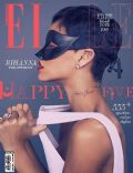 on the cover of Elle (Indonesia) - April 2013