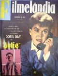 Doris Day on the cover of Filmelandia (Brazil) - February 1957