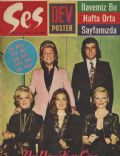 Ses Magazine [Turkey] (8 February 1975)