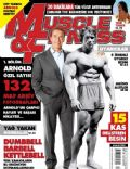 Arnold Schwarzenegger on the cover of Muscle and Fitness (Turkey) - December 2010