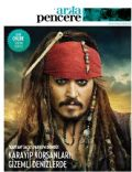 Johnny Depp on the cover of Arka Pencere (Turkey) - May 2011