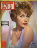 Festival Magazine [France] (April 1962)