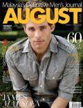 August Man Magazine [Singapore] (March 2011)