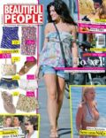 Ivi Adamou, Ivi Adamou on the cover of Beautiful People (Cyprus) - July 2011
