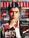 Aysu Baceoglu, Hülya Avsar, Necati Sasmaz, Sibel Can on the cover of Haftasonu (Turkey) - May 2007