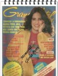 Glória Pires on the cover of Grande Hotel (Brazil) - June 1979